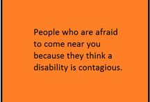 Disabled Girl Problems / by Sheena Mills