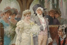 cenas de casamento...