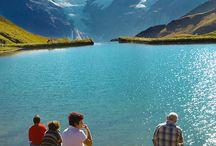 Reizen Zwitserland
