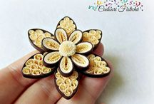 quilling kwiaty