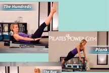 Pilates Power Gym Workout