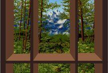 window patchwork
