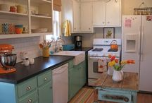 kitchens / by Jamie Young, Owl Really
