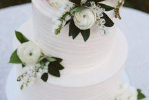 WEDDING CAKE / Mes inspirations Wedding cake Pièce montée mariage  www.beforeanythingelse.fr