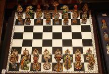 Chess Sets / by Laura Sobran Drahozal