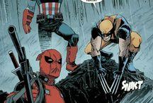Deadpool... Deadpool everywhere!
