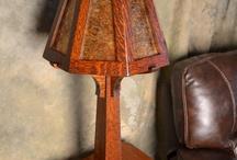 8th Street Mission Tutor Lamp