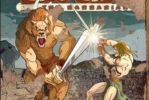 Grognak - The Barbarian