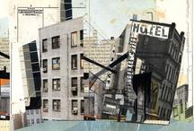 Urban Architecture / art