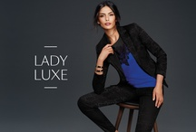 Diana Ferrari Womenswear Campaign AW13