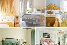 Bedroom Inspirations / by Caty Miller