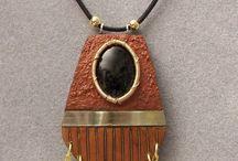 Gourd Jewelry, Purses, Lamps, Instruments, etc. / by Debbie Ratliff
