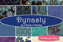 "Dynasty by Timeless Treasures / ""Dynasty"" by Chong-a Hwang for Timeless Treasures Fabrics"