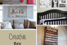 DIY Ideas for house / by Bridget Shelton