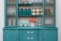INSPIRED BY PAINTED FURNITURE