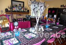 Kaity's Monster High Party
