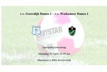 Voetbal VV Waskemeer