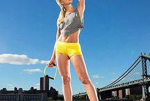 Fitness - exercises & info