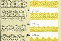 Crafty crochet borders