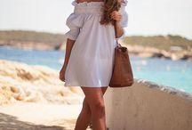 Пляжная летняя одежда