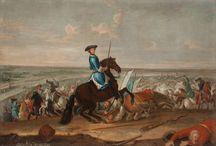 Karl XII: paintings / 1682-1718