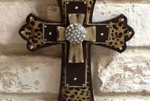 Crosses!!!!  / by Cindy Yerby