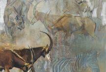 Art Wildlife and Animals