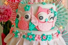 Eat Cake & Be Happy / Gorgeous cake designs, wedding cakes, cupcakes & cakey goodness! / by A Brit Greek