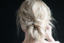Bridal Hair Inspiration / by Joanna | Irrelephant