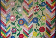 ribbon quilts / by Kerry Sager