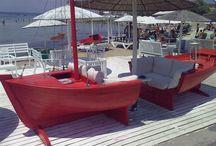 Hajó bútor