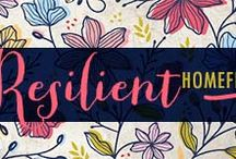 The Resilient Homefront / Monthly column on MilitaryOneClick, The Resilient Homefront  by Courtney Woodruff, subject matter expert with a Master's in Human Services Counseling- Military Resilience. Look for a new post the first Monday of every month!