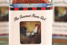Dry Rubs - Chicken / Dry Rubs - Chicken