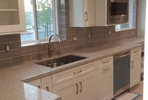 Countertops / Granite, Marble or Quartz