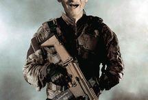 Fotomontajes Militares / by Fotoefectos Efectos para Fotos