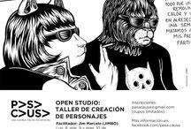 Talleres Open Studio / Pasa Causa / Gracias a Studio, Arte y Diseño