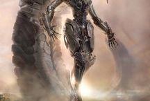 Sci-Fi&cyber_Machines