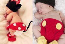Crochet Babies Crochê bebês