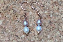 Earrings & Earcuffs / For pierced & non pierced x