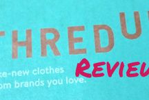 Thredup Reviews / All the awesome clothes I find at thredup with pics of the outfits.