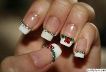 mom's nails / by Michelle C