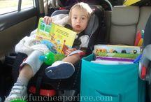 Toddler travel