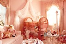 Baby Nursery Decorating Ideas / by June Fuentes