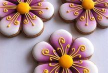 Biscoitos De Flores