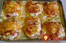 Kuracie - Chicken recepty