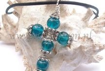 ~*~  VMCdesigns.nl - Pendants  ~*~ / Jewelry, beading, wirewrapping, chain maille