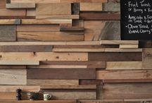 uso de maderas