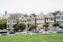 San Fran - places I've visited