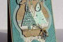 Card Makin' / All things scrap booking and card making. =) / by Amanda Prochnow