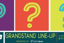 2017 Grandstand Line-up / Be sure to check out all the exciting artists preforming as part of the 2017 Grandstand Line-up presented by U.S. Cellular. Tickets are available through all E-tix at http://www.etix.com/ticket/v/12047.